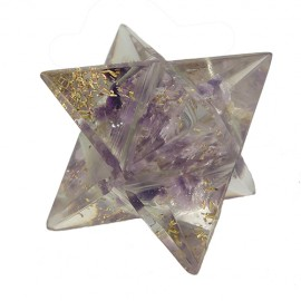 Mercaba Amatista Orgonite