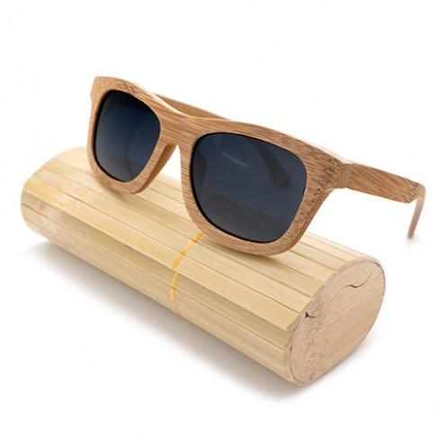 Gafas bambú polarizadas