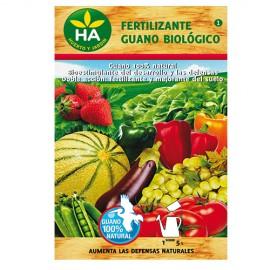 FERTILIZANTE BIOLÓGICO GUANO 5l