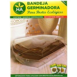 BANDEJA GERMINADORA PARA BROTES ECOLÓGICOS